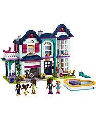 LEGO Friends: Andrea családi háza 41449 - 2. Kép