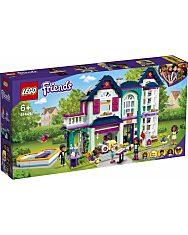 LEGO Friends: Andrea családi háza 41449 - 1. Kép