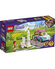 LEGO Friends: Olivia elektromos autója 41443 - 1. Kép