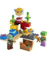 LEGO Minecraft: A korallzátony 21164 - 2. Kép