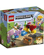 LEGO Minecraft: A korallzátony 21164 - 1. Kép