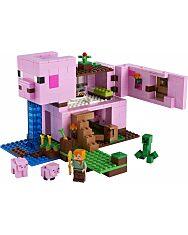 LEGO Minecraft: A malac háza 21170 - 2. Kép
