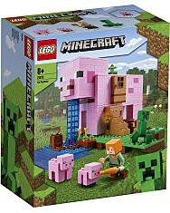 LEGO Minecraft: A malac háza 21170 - 1. Kép