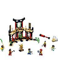 LEGO Ninjago: Az elemek bajnoksága 71735 - 2. Kép