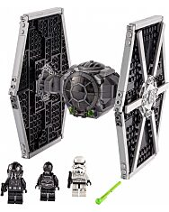 LEGO Star Wars Birodalmi TIE Vadász 75300 - 2. Kép