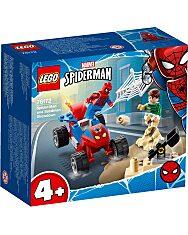 LEGO Super Heroes Pókember és Sandman leszámolása 76172 - 1. Kép