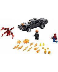 LEGO Super Heroes Pókember és Szellemlovas vs. Carnage 76173 - 2. Kép