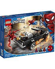 LEGO Super Heroes Pókember és Szellemlovas vs. Carnage 76173 - 1. Kép