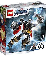 LEGO Super Heroes Thor páncélozott robotja 76169 - 1. Kép