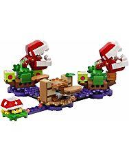 LEGO Super Mario: A Piranha növény rejtélyes feladata kiegészítő szett 71382 - 2. Kép
