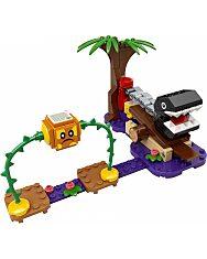 LEGO Super Mario: Chain Chomp Találkozás a dzsungelben kiegészítő szett 71381 - 2. Kép