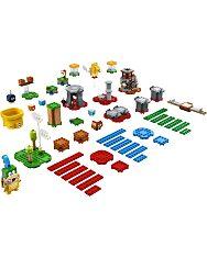 LEGO Super Mario: Kalandmester készítő 71380 - 2. Kép