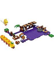 LEGO Super Mario: Wiggler Mérgező mocsara kiegészítő szett 71383 - 2. Kép