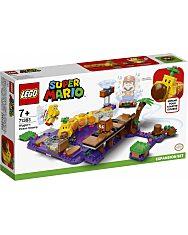 LEGO Super Mario: Wiggler Mérgező mocsara kiegészítő szett 71383 - 1. Kép