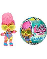 L.O.L. Surprise: Dance Dance Dance meglepetés baba 1