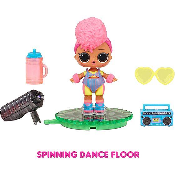 L.O.L. Surprise: Dance Dance Dance meglepetés baba 2