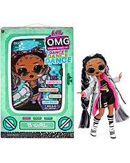 LOL Surprise OMG Dance Doll táncos babák - B-Gurl 1