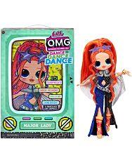 LOL Surprise OMG Dance Doll táncos babák - Major Lady 1