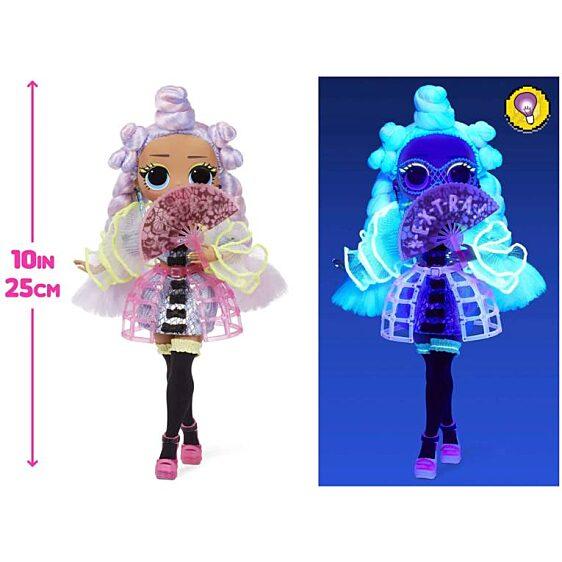 LOL Surprise OMG Dance Doll táncos babák - Miss Royale 5