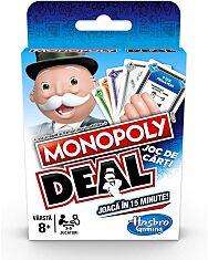 Monopoly Deal kártyajáték - román nyelvű - 1. Kép