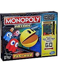 Monopoly Arcade Pac-Man társasjáték - Hasbro 1
