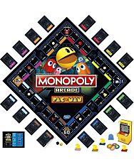 Monopoly Arcade Pac-Man társasjáték - Hasbro 2