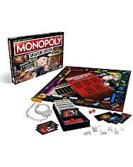 Monopoly Szélhámosok - román nyelvű társasjáték - 2. Kép