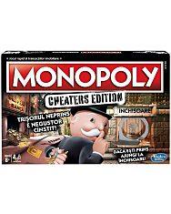 Monopoly Szélhámosok - román nyelvű társasjáték - 1. Kép