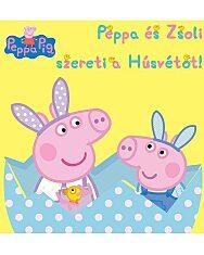 Peppa malac - Peppa és Zsoli szereti a Húsvétot! - 1. Kép