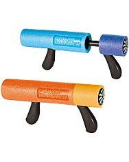 Power Blaster: Szivacs vízipisztoly két fogantyúval - 35 x 7 cm - 1. Kép