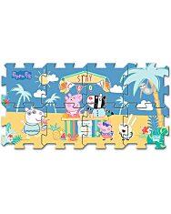 Trefl Habszivacs szőnyeg puzzle - Peppa malac nyaral - 2. Kép