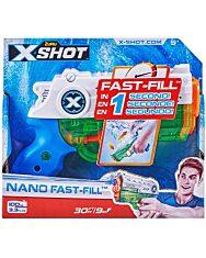 X-Shot: Nano Fast-Fill vízipisztoly 1