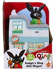 Bing Mini Ház játszószett - Pola boltja 1