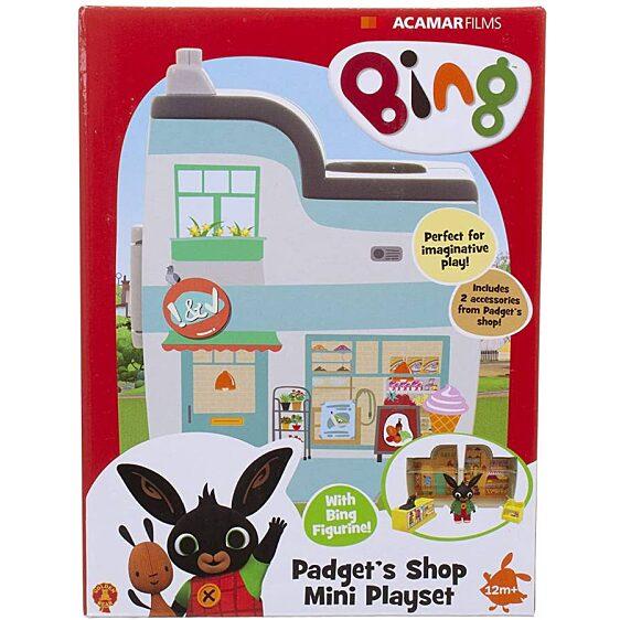 Bing Mini Ház játszószett - Pola boltja 5