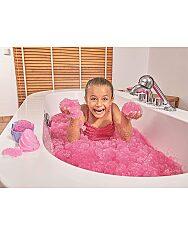 Gelli Baff Fürdőzselé - Rózsaszín, 300g 2