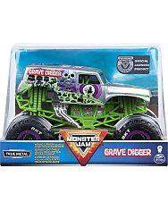 Monster Jam: Grave Digger Kisautó - 1:24 - 1. Kép