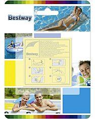 Bestway 62068 Extra erős 10 darabos javítókészlet - 1. Kép