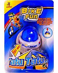 Biciklifelszerelés - rendőrségi villogó 20616 - 1. Kép
