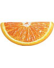 Intex 58763 Narancs szelet matrac - 178 x 85 cm - 1. Kép