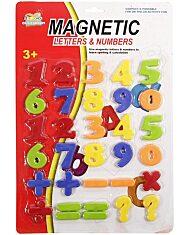 Mágneses szám készlet - többféle - 1. Kép