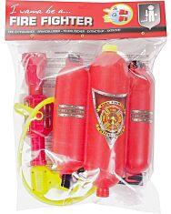 Tűzoltó vízipuska tartállyal - 80 cm - 1. Kép