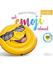Intex 57254 Smiley sziget matrac - 173 x 27 cm