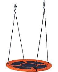 Wonderland Fészekhinta 110 cm - narancs - 1