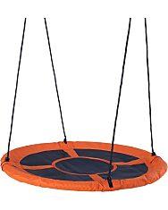 Wonderland Fészekhinta 90 cm - narancs - 2