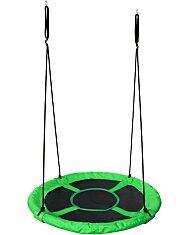 Wonderland Fészekhinta 90 cm - zöld - 1