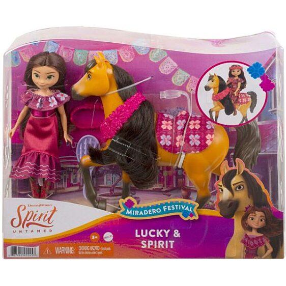 Szilaj, a szabadon szárnyaló: Karneváli mulatság - Lucky és Szilaj 1