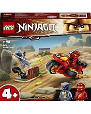LEGO-71734 - Kai Pengés Motorja - 1. kép