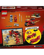 LEGO-71734 - Kai Pengés Motorja - 2. kép