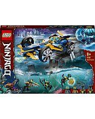 LEGO-71752 - Ninja sub speeder - 1. kép