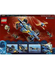 LEGO-71752 - Ninja sub speeder - 2. kép